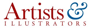 Artists and Illustrators logo