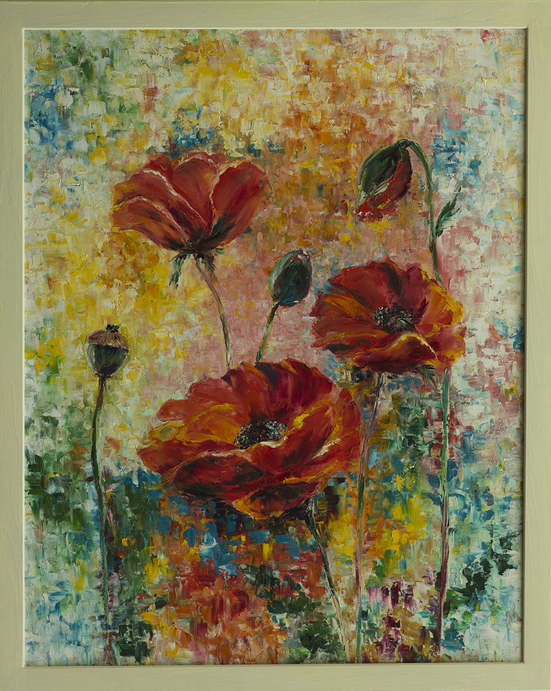 crazy poppies 800